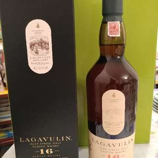 Lagavulin 16 Scotch Whisky