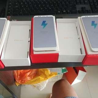 Redmi 5 Plus 3+32GB/4+64GB FullView Display (Import)