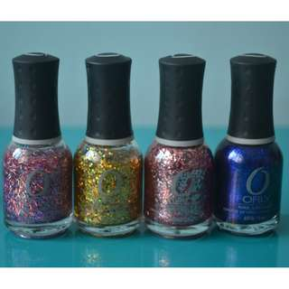 Orly Nail Lacquer