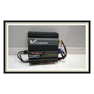 Car Alphine Amplifier