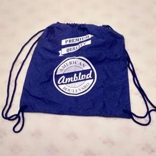 ••Free string bag••