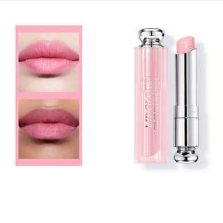 Dior Addict Lip Glow Matte Pink