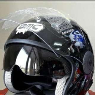 Helm BMC Type Inova Helm Double Visor helm dobel visor