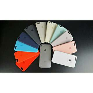 Iphone Silicon Case