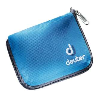 Deuter Blue Zip Wallet (Travel or sports use)