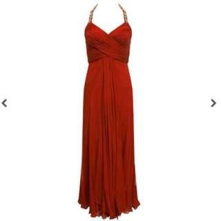 Marchesa Note Dress Authentic