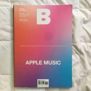 Magazine B Apple Music