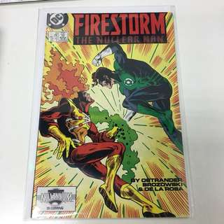 Firestorm 66 DC Comics Book Legends Of Tomorrow TV Movie