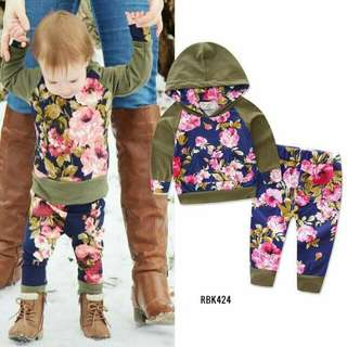 Girl Sets RBK424