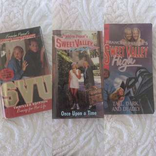 Sweet Valley Take All