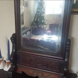 Straits Chinese table mirror