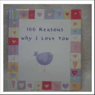 HeartWarmers - 100 Reasons Why I Love You Inspirational Meaningful Love Quotes Book