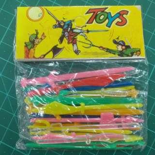 80年代懷舊玩具