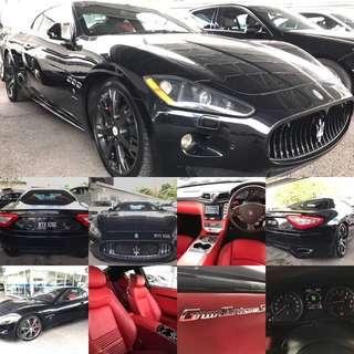 Maserati GranTourismo S 4.7 V8