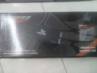 Amplifier 3000w