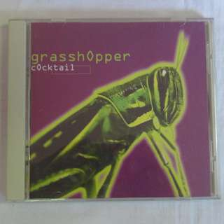 Hong Kong Grasshopper 草蜢 1995 PolyGram Records Chinese CD PHILIPS 526 782-2