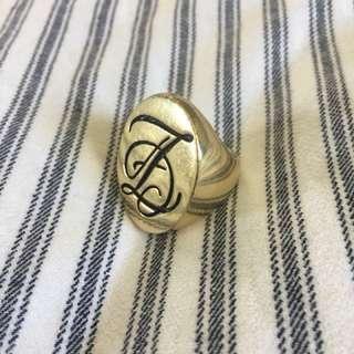 Maniamania for Zimmermann Oversize S Signet Ring