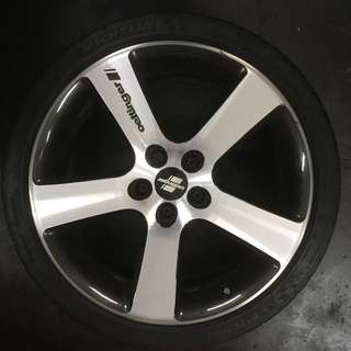 "Oettinger 19"" 5x112 Offset ET 35"