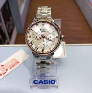 CASIO SHEEN SHE-3055SG-7A