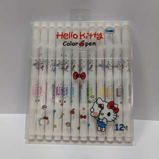 Hello Kitty Color Twin Markers