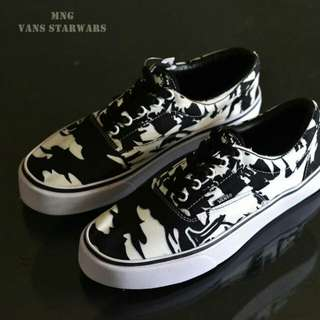 VANS AUTHENTIC STARWARS PREMIUM ( MADE IN CINA )