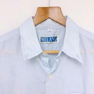 Milano Men's Short Sleeved Shirt.
