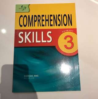 Primary 3 Comprehension skills