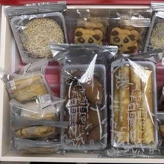 奇華cookies set