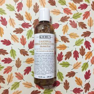 Kiehl's Calendula Herbal Extract Toner