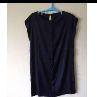 Dress mango size L  | zara mango hnm stradivarius bershka uniqlo new look chanel lv top shop