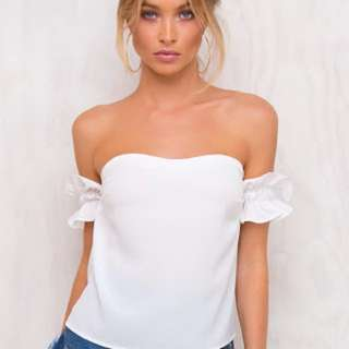 Princess Polly crop