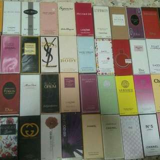 Authentic Perfumes Mini