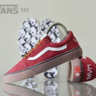 VANS AUTHENTIC GOLFWANG ( ICC ) made in cina