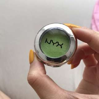 Nyx Prismatic Shadow Eyeshadow - PS14 Venom (Green)