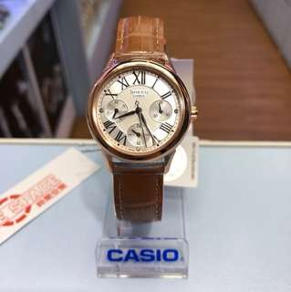 CASIO SHEEN SHE-3049PGL-7A