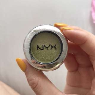 Nyx Prismatic Shadows Eyeshadow - PS18 (Green Gold)