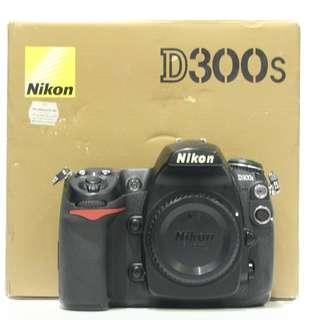 Nikon D300S Body Only (SC 20K+)