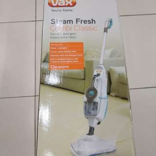 Steam mop brand vax