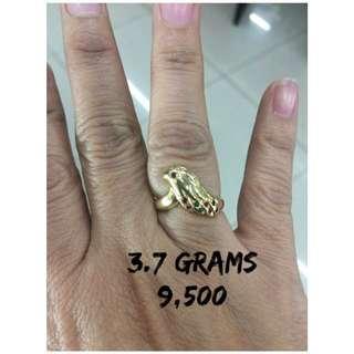 3.7 grams size61/2