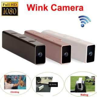 Smart Paka Camera On Glasses WiFi Wink Blink Camera Spy Video Recorder 1080P HD