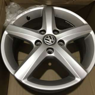 Volkswagen Golf stock rim 16""
