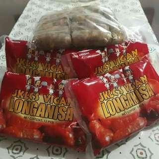Vigan longganisa For Sale