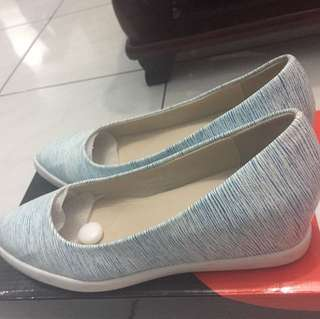 Fladeo shoes ( light blue ) pake 1 kali