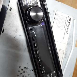 Mx proline car stereo