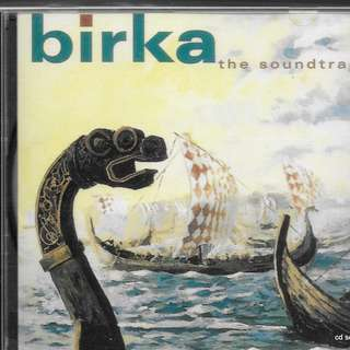 MY CD - OST THE BIRKA // FREE DELIVERY