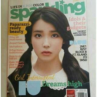 Bundled Sparkling Magazine