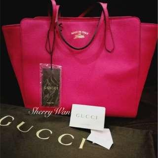 Gucci Tote Bag 100% Authentic
