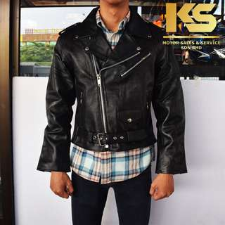 JACKET ENFIELD KD LEATHER