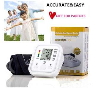 #HUAT50sale in stock. Electronic Blood Pressure Monitor