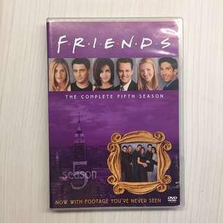 Friends complete fifth season DVD